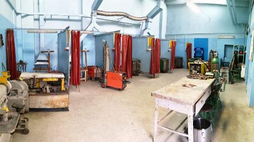 Obrazek galerii Pracownia spawalnictwa elektrycznego