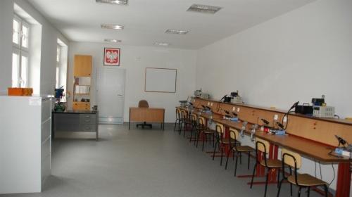 Obrazek galerii Pracownia elektroniki, monitoringu i telewizji przemysłowej