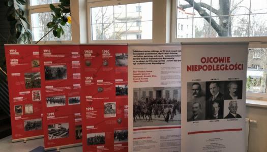 Obrazek newsa Wystawa przygotowana przez Instytut Pamięci Narodowej